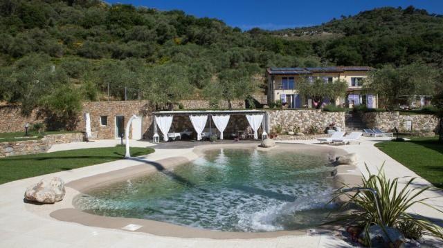 Wanna swim?  #Swimming #pool #Liguria