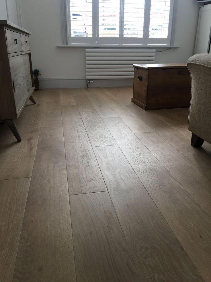 Feeling inspired rustic oak engineered wood flooring with