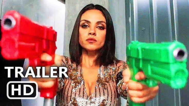 THE SPY WHO DUMPED ME Official Trailer (2018) Mila Kunis, Kev Adams Comedy Movie HD - YouTube