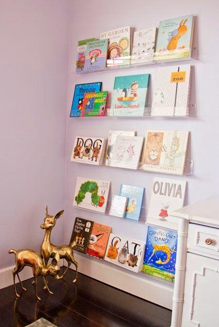 17 Best Ideas About Book Ledge On Pinterest Children S