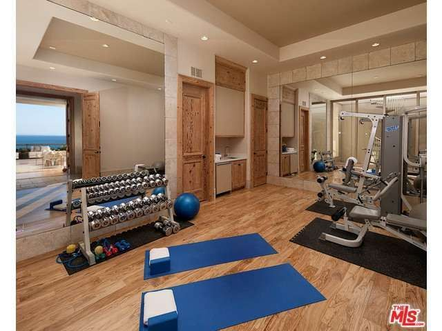 17 Best Images About Home Gyms On Pinterest Real Estates