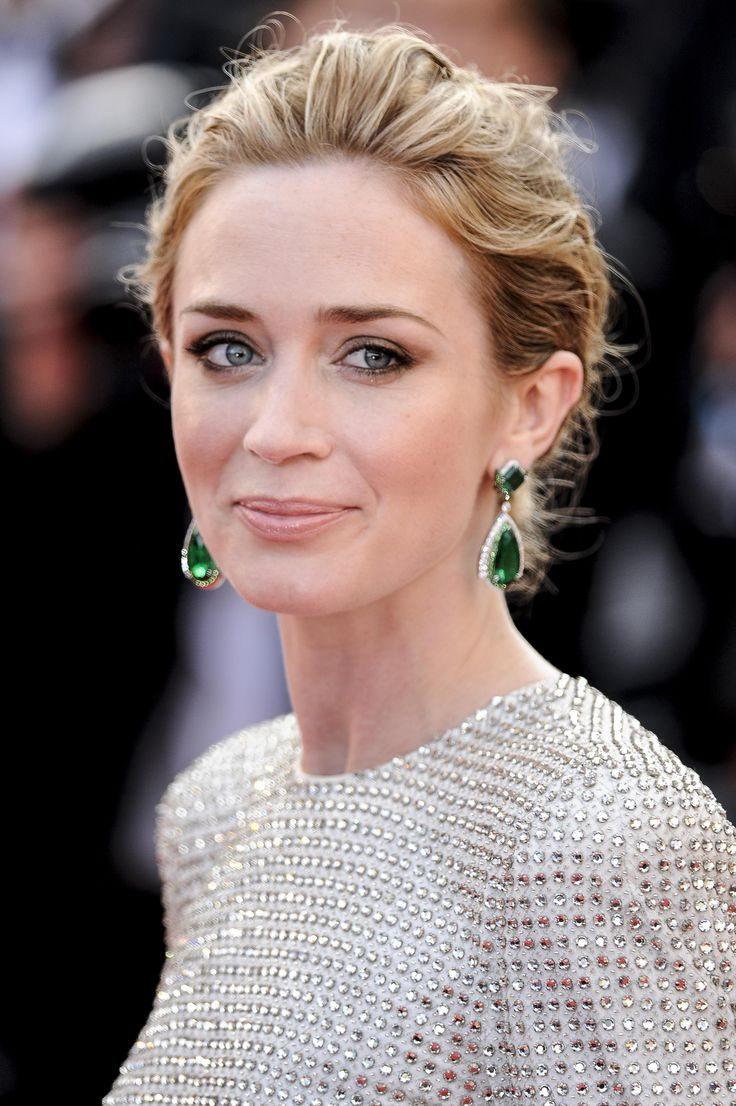 Emily Blunt. The one you invite to activities and events you are required to go to because you know that they hate it as much as you do, and they come so you won't be alone. At least you can mutter hilarious comments about the situation under your breath.