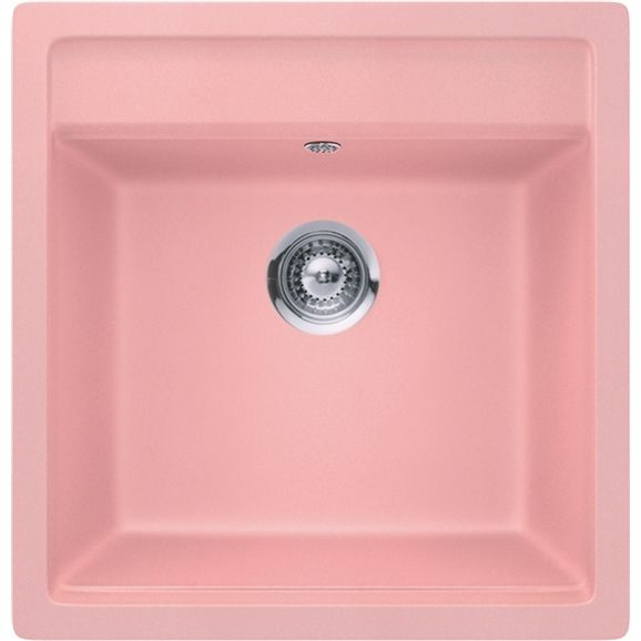Pink Kitchen Sink From Reginox For A Lovely Vintage Look