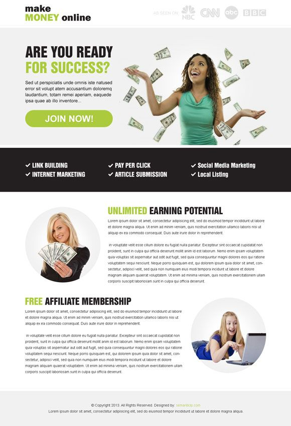 Landing Page Design Examples Digital Altitude Review   Is Digital Altitude  A Scam?