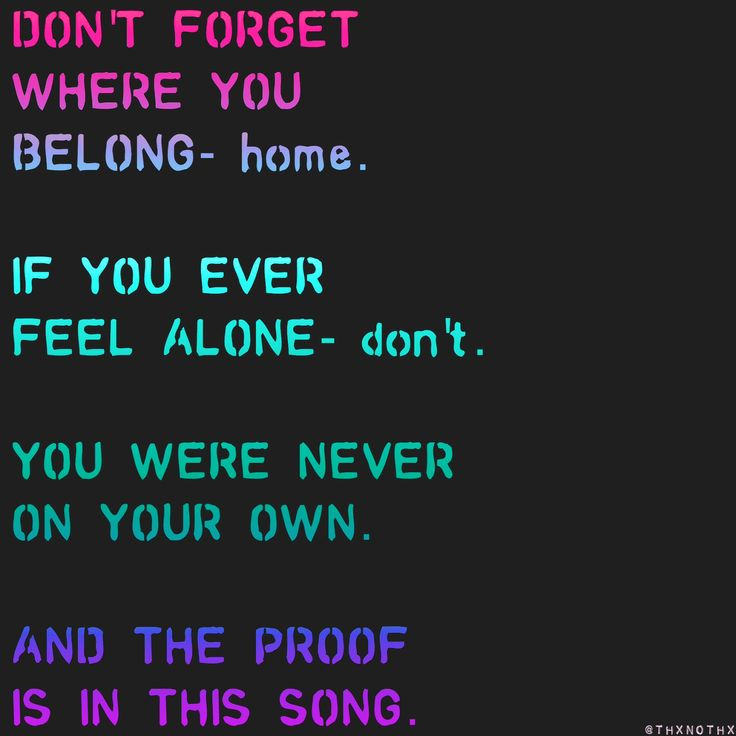 Don't Forget Where You Belong - One Direction | listen to ...