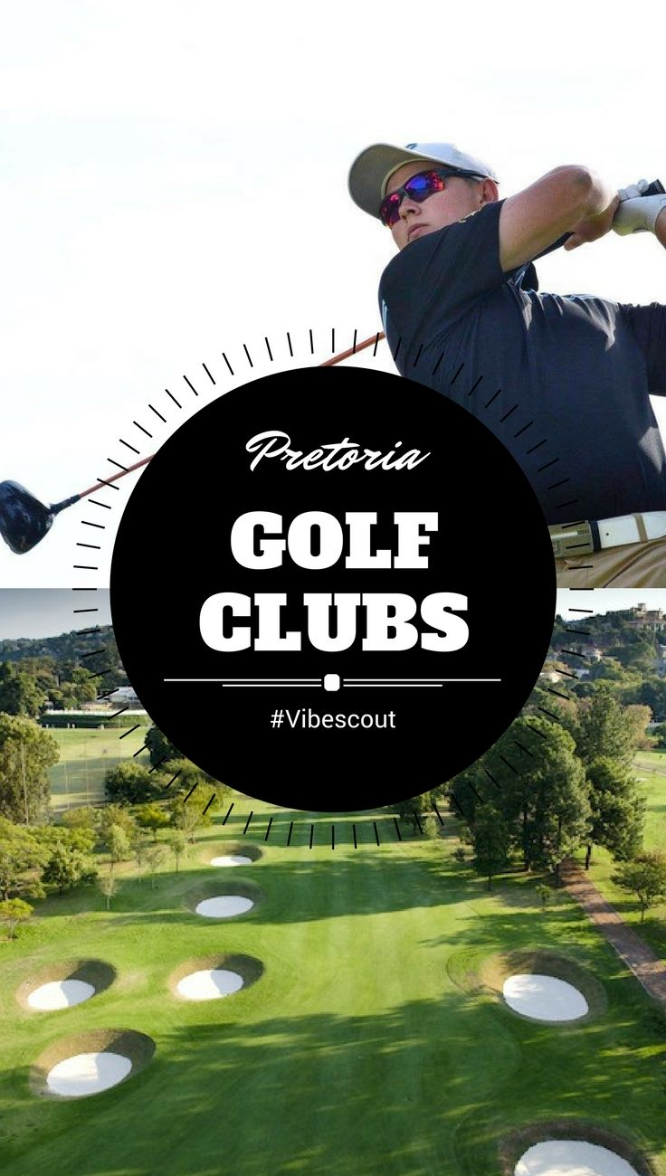Want to improve your swing? The city of Pretoria offers you the possibility to play in some of the best country clubs of the country. #Golfinpretoria#countryclubspretoria#gloflovers