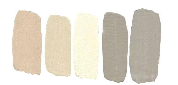 Cinza na decoração causa um efeito relaxante - Casa. Pinceladas das tintas: (da esq. para a dir.) Bona Fide Bege (SW 6065), da Sherwin-Williams; Cinza Fóssil (30YY 56/060), da Coral; Papel Machê (R208), da Suvinil; e Hombre (LKS 2252) e Blear (LKS 2248), ambas da Lukscolor.