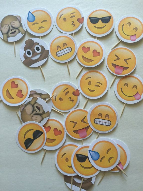 cupcake emoji for iphone the 25 best emoji cupcake toppers ideas on 6434