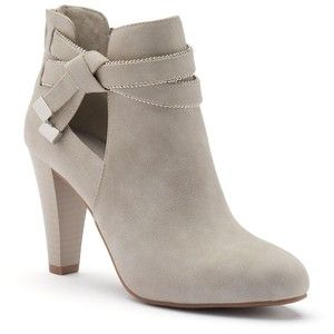 Jennifer Lopez Women's Exposed Ankle Boots