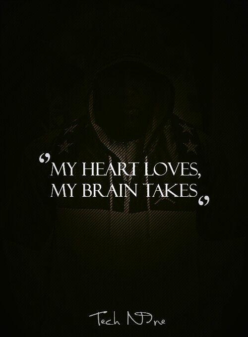 Tech n9ne heart