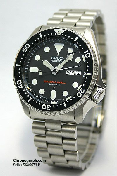Collector's Guide To All the seiko 7S26-0020/9 Diver Variants (SKX007 & it's siblings)...