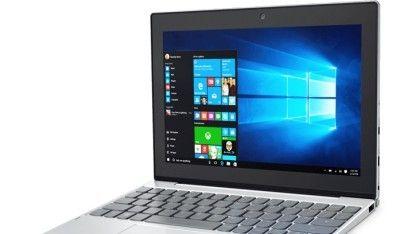 Lenovo hat sein neues 2-in-1 vorab auf einer israelischen Produktseite veröffentlicht. Das Tablet mit andockbarer Tastatur kommt mit Atom-X5-Prozessor, bis zu 4 GByte RAM und 10,