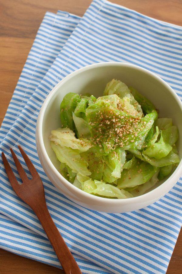 春キャベツの旨塩だれ和え by tomo | レシピサイト「Nadia | ナディア」プロの料理を無料で検索