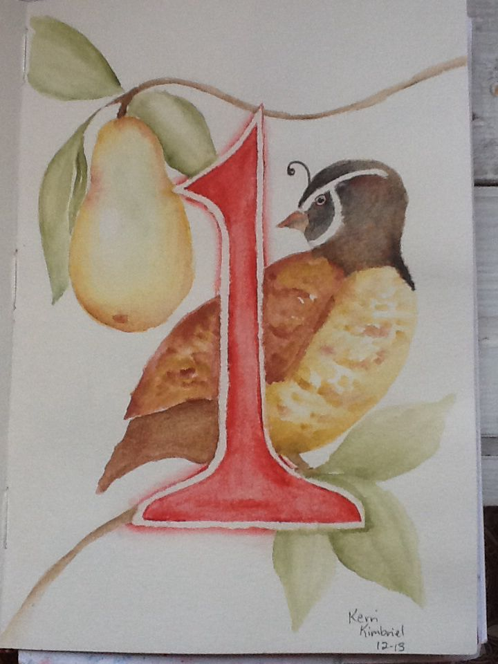 402 Best A Partridge Or Quail In Pear Tree And Don't Forget The