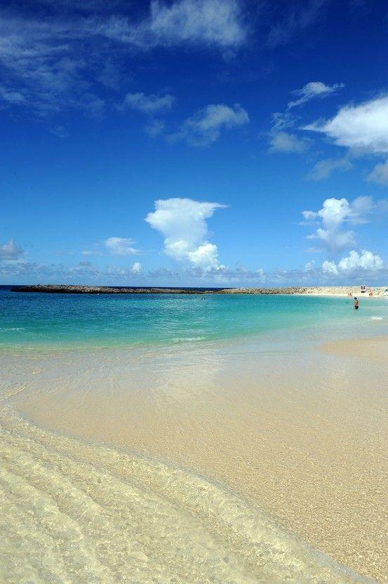 It really is Paradise in Nassau Paradise Island, The Bahamas.