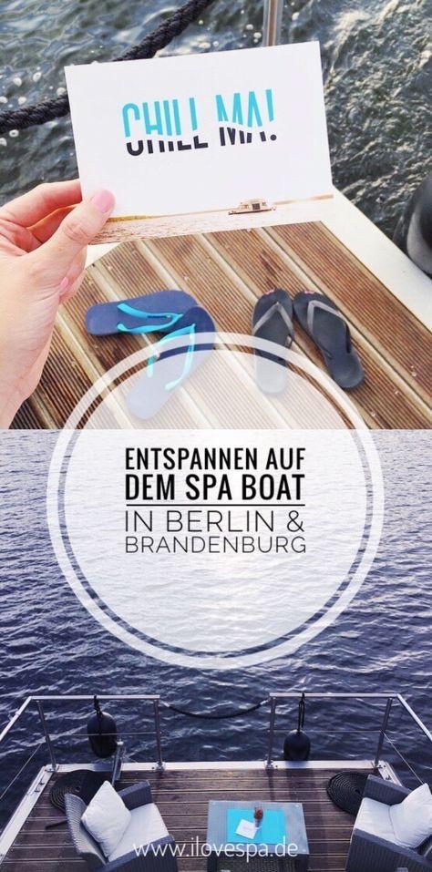 Cool Spa Boat Berlin Spa und Wellness in Berlin und Brandenburg Spaboat