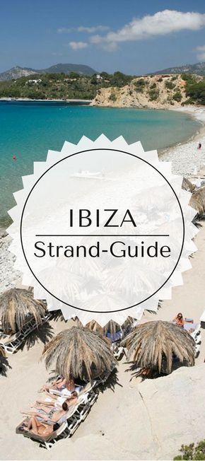 Der ultimative Ibiza Strand Guide. Finde schnell und einfach die schönsten Strände der spanischen Insel Ibiza. Weißer Sand, türkisblaues Wasser und ein tolles Beachfeeling.