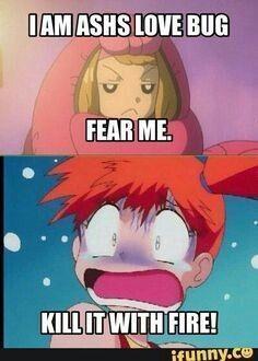 Pokemon Bug meme. #pokemonmemes #FunnyPokemonImages