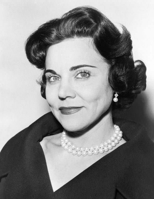 20 Great Quotes About Love From Actors, Philosophers, and More: A portrait of syndicated advice columnist Ann Landers, 1961.