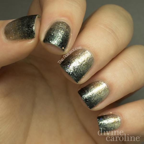 Nail How-To: Nicole Miller SS14 Runway Nail Art   Divine Caroline