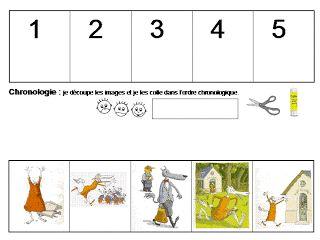 Maternelle: loup la chevre et les 7 chevreaux