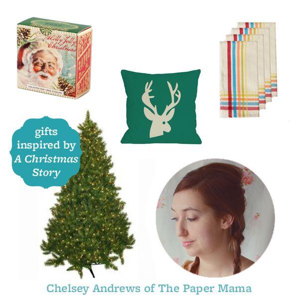 christmas story inspired fudge