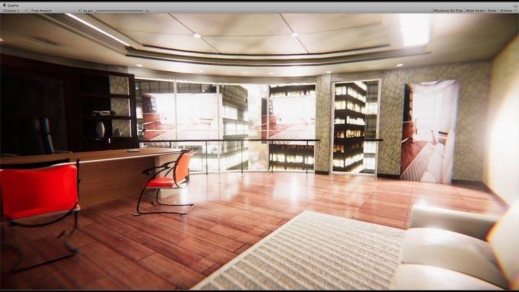 Realistic Interior Lighting In Unity 5.6