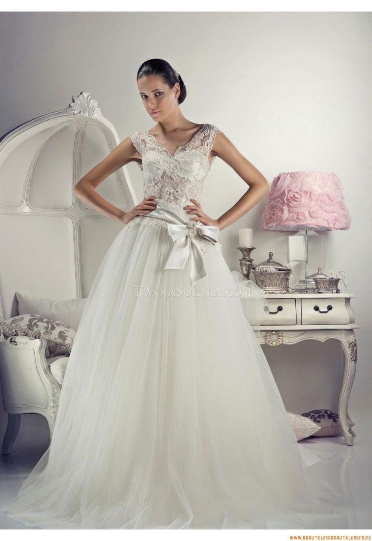 87 best suknie ślubne cywilny images on Pinterest   Wedding frocks ...