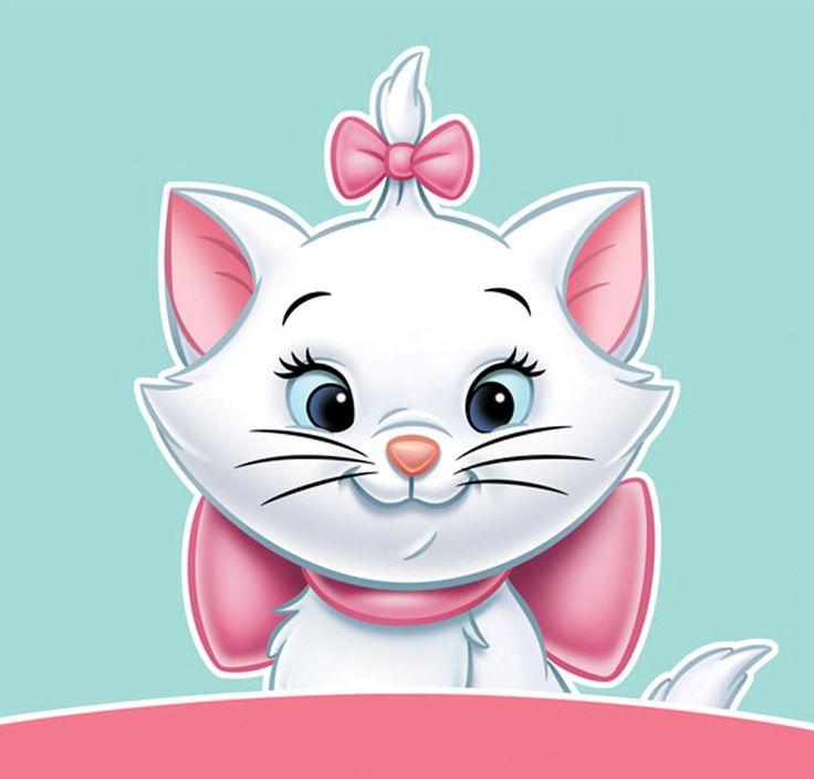 Кошечка мэри картинки