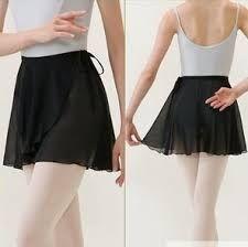 Resultado de imagen para falda de gasa ballet