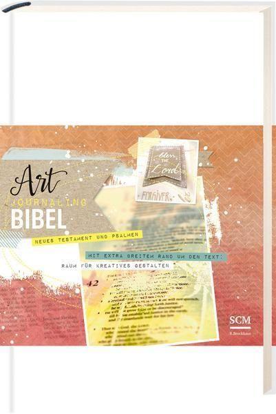NLB Art Journaling Bibel NT+Psalmen