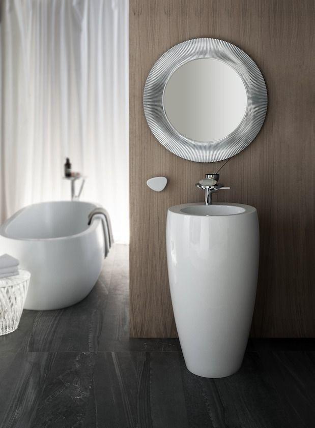 Laufn Alessi One Waschbecken - Gäste WC