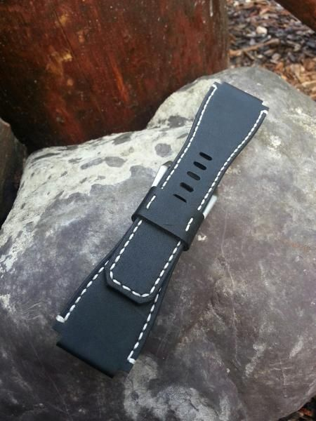 TheStrapSmith - Custom Leather Watch Straps by Rob Montana