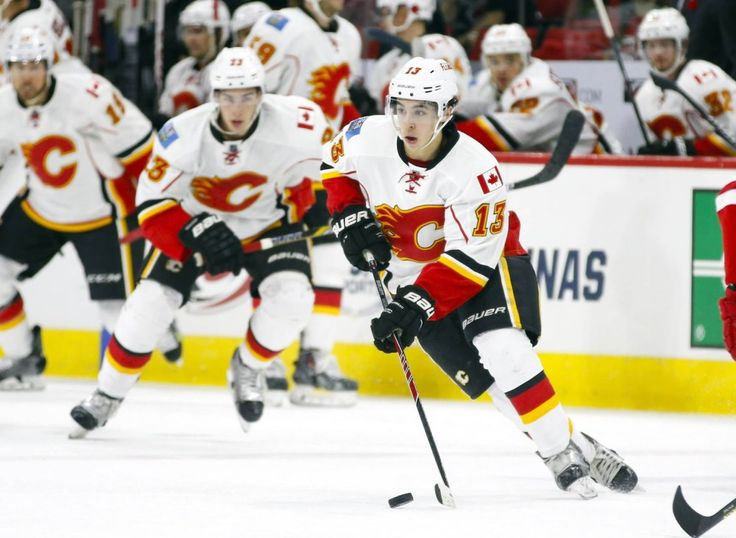 Calgary Flames: Commence Project Regression - http://thehockeywriters.com/calgary-flames-commence-project-regression/