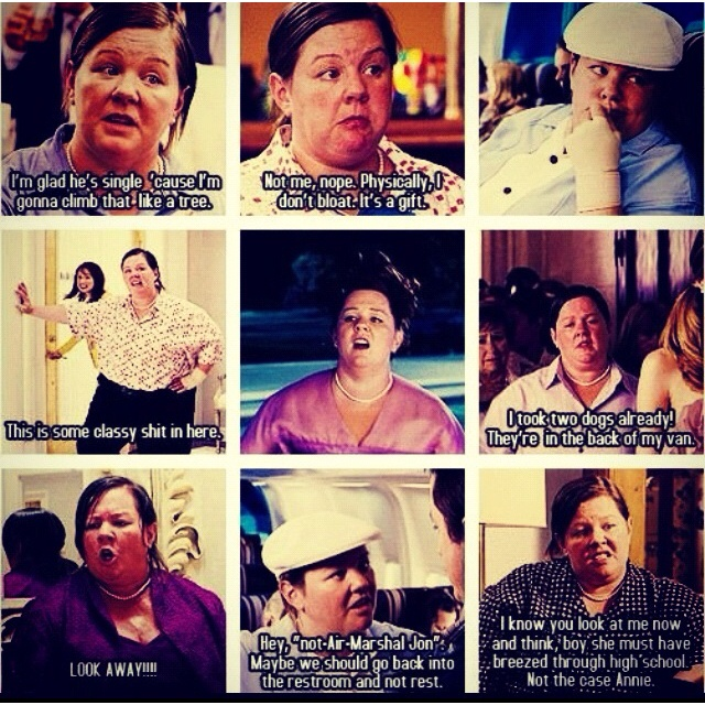 love this movie hahahaa: Bridesmaids, Giggle, Funny Movie, Quote, So Funny, Favorite Movie, Melissa Mccarthy
