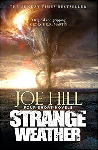 A Bookaholic Swede: #CoverCrush Strange Weather by Joe Hill
