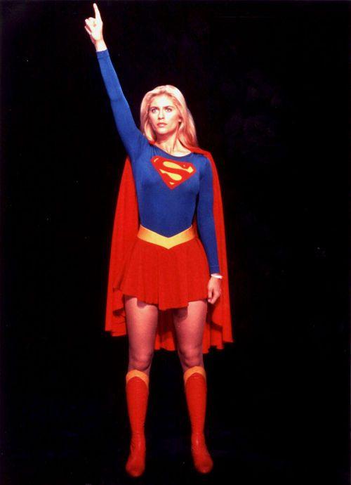 Super Woman costume idea