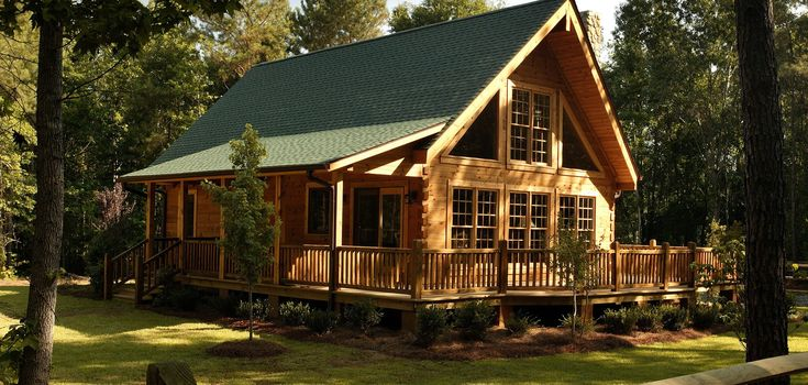 Find Your Cabin Dream with Small Prefab Cabins for A Healthy Outdoor: Prefab Log Homes | Small Prefab Cabins | Prefab Guest House