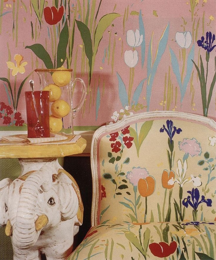 The colourful influence of textile designer Paule Marrot · Miss Moss