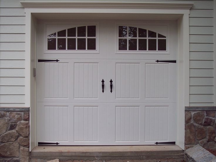 Completely Your Sweet Exterior Home Design With Clopay Garage Doors Ideas Lovely For Stone Siding Panels White And