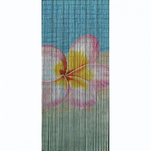 Frangipani Is A 90 X 200cm Beaded Door Curtain Featuring A