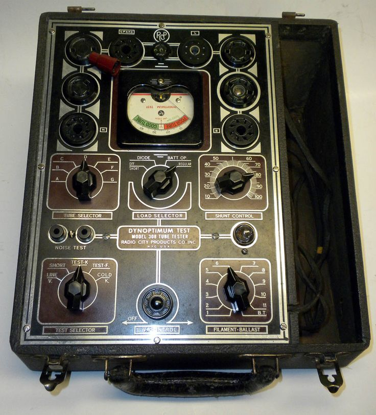 Old Ge Test Instruments : Images about antique test equiptment on pinterest