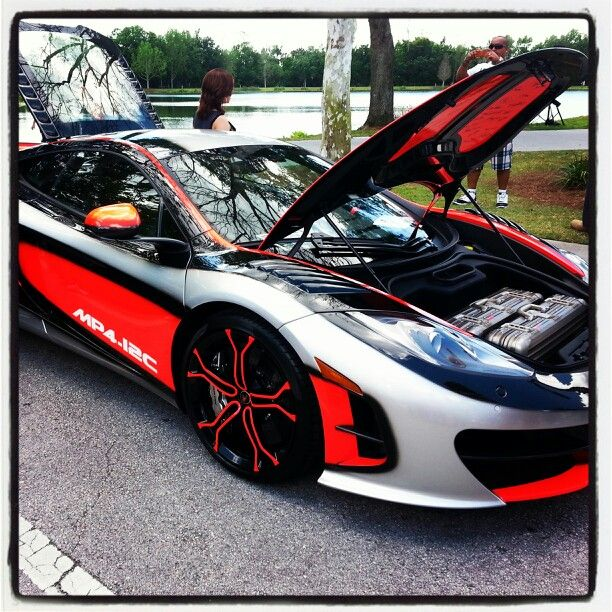 Ferrari Car Show: 23 Best Images About Exotic Car Shows On Pinterest
