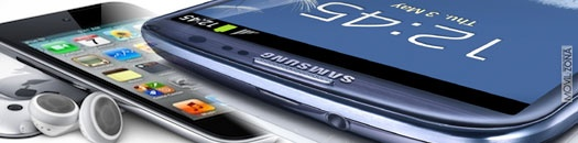 Samsung Galaxy S3 vs iPhone 5: Software: http://ow.ly/aJgaz