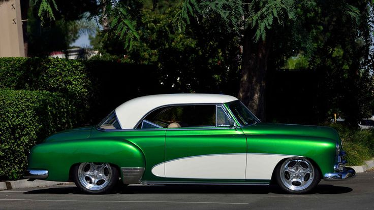 1952 Chevrolet Bel Air Pro Touring 2009 Amsoil/Street Rodder Road Tour Car presented as lot S120 at Anaheim, CA 2015 - image2