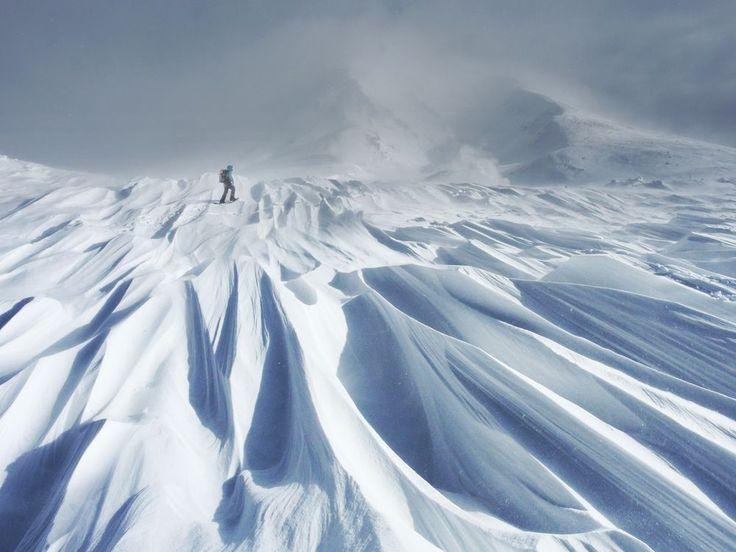 Art of wind Photo by Masaaki Yanagisawa — National Geographic Your Shot