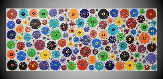 Best 25+ Circle painting ideas on Pinterest | Circle art ...