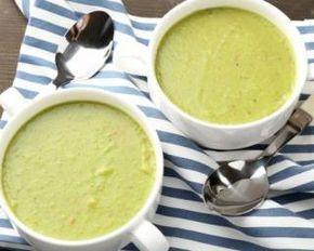 Soupe de poireaux au Boursin® : http://www.fourchette-et-bikini.fr/recettes/recettes-minceur/soupe-de-poireaux-au-boursinr.html