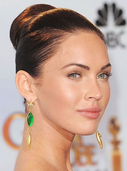 Don't be afraid to emphasize your brows. Megan Fox's brows are delicious! #brows