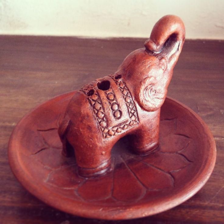 Cute  incense holder...